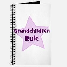 Grandchildren Rule Journal