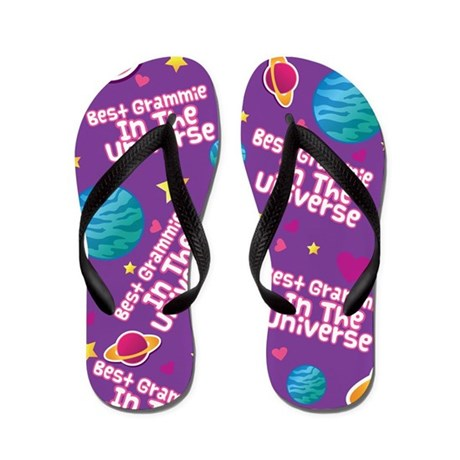 Best Grammie in the Universe Flip Flops