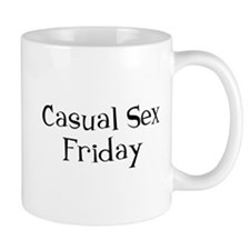 Casual Sex Friday Mug