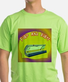 Fake and Bake Tanning T-Shirt