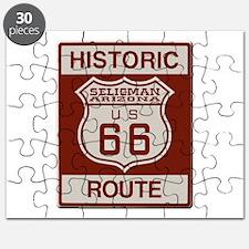 Seligman Route 66 Puzzle