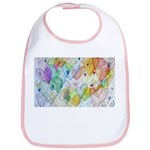Community Hearts Color Bib