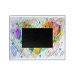 Community Hearts Color Picture Frame