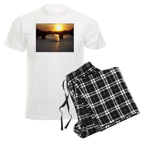 Florence Italy Sunset Pajamas