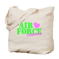 AF Cousin Lime Green Tote Bag