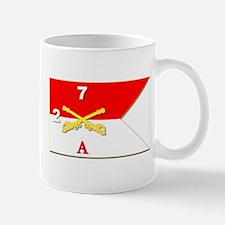 Guidon - A-2/7CAV Mug