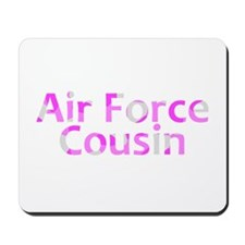 AF Cousin Pink Camo Mousepad