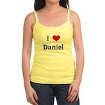 I Love Daniel Jr. Spaghetti Tank