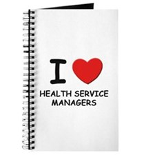 I love health service managers Journal