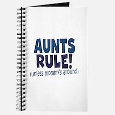 Aunts Rule Journal