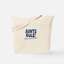 Aunts Rule Tote Bag