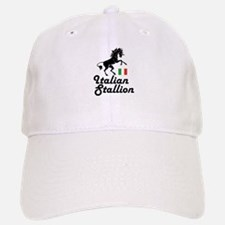 [italian stallion] Baseball Baseball Cap