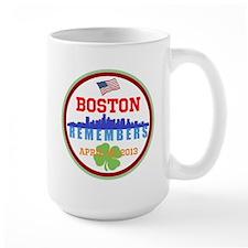 Boston Remembers Mugs