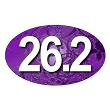 Super Unique 26.2 (purple version) Decal