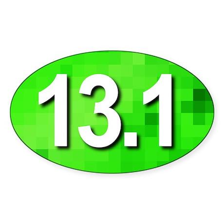 Super Unique 13.1 (green version) Sticker