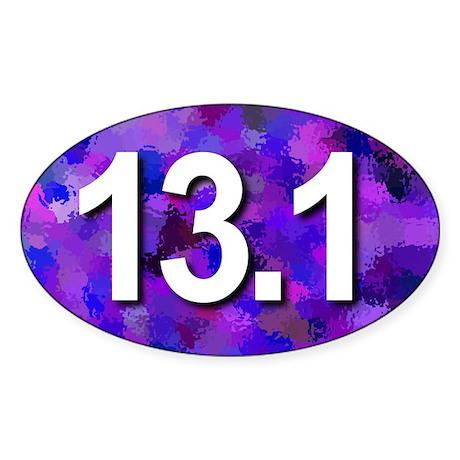 Super Unique 131. (purple version) Sticker
