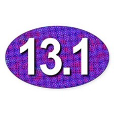 Super Unique 13.1 (pop art purple) Decal