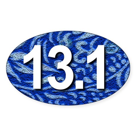 Super Unique 13.1 (blue version) Sticker