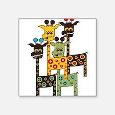4 Tall-Charlies Sticker