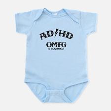 AD/HD OMFG Infant Bodysuit