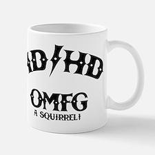 AD/HD OMFG Mug