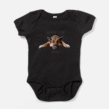 Guard Dog Baby Bodysuit
