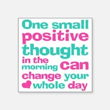 Positive Thought Sticker
