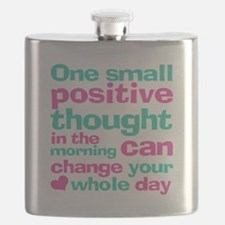 Positive Thought Flask