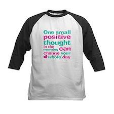 Positive Thought Baseball Jersey