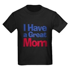 Great Mom T-Shirt