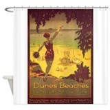 Dunes Shower Curtains
