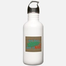 Here Today Gone to Maui Water Bottle