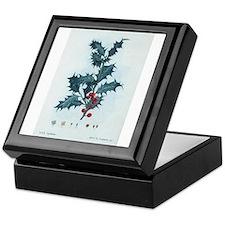 Mistletoe Keepsake Box