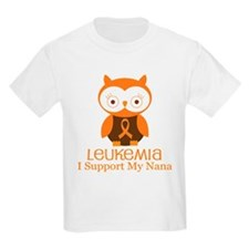 Nana Leukemia Support T-Shirt