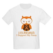 Nana Leukemia Support T-Shirt