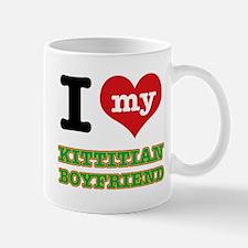 I love my Kittitian Boyfriend Mug