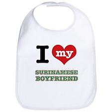 I love my Surinamese Boyfriend Bib
