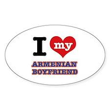 I love my Armenian Boyfriend Decal