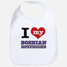 I love my Bosnian Boyfriend Bib