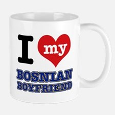 I love my Bosnian Boyfriend Mug