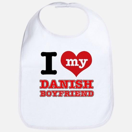 I love my Danish Boyfriend Bib