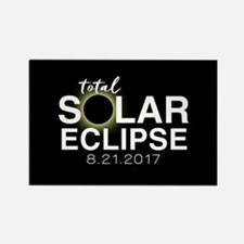 Solar Eclipse 2017 Magnets