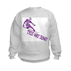 This Way Down Sweatshirt