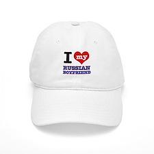 I love my Russian Boyfriend Baseball Cap