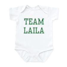 TEAM LAILA  Infant Bodysuit