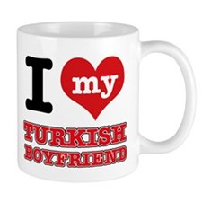 I love my Turkish Boyfriend Mug