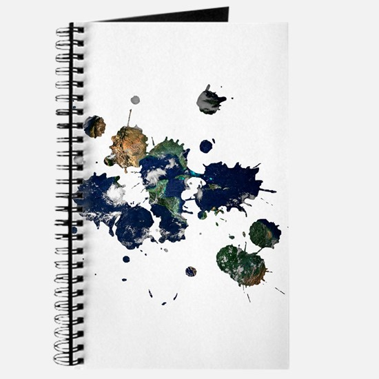 Earth Splatter Journal