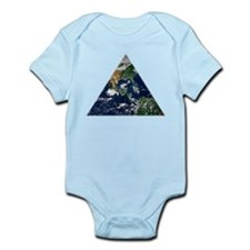Earth Triangle Body Suit