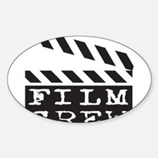 Film Crew Decal