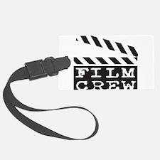 Film Crew Luggage Tag